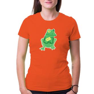 Tričko Žabák