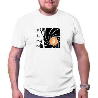 Geek Pánské tričko BTC
