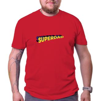 Tričko pro tátu Superdad