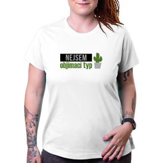 Humor Dámské tričko Kaktus