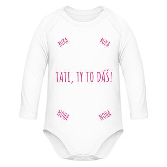 Bodýčka Body pro tatínky