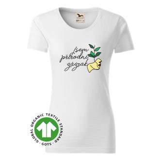 Organické triko Přírodní zázrak