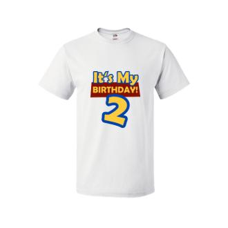 K narozeninám Narozeninové dětské tričko