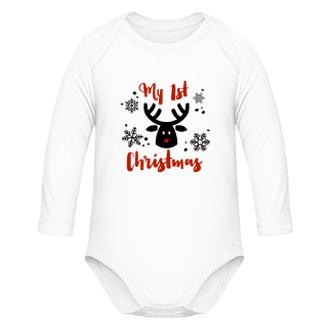 Dětské body Christmas deer