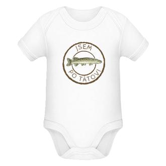 Bodýčka Dětské body Rybář po tátovi