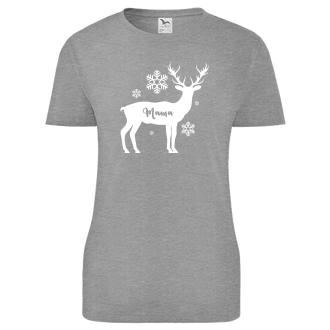 Dámské triko Deer mama