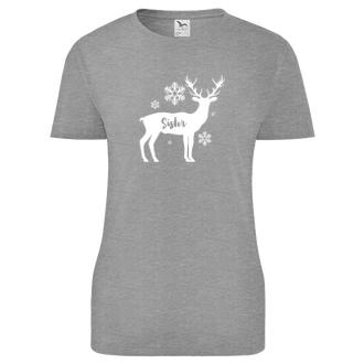 Dámské triko Deer Sister