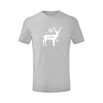Dětské triko Deer Brother