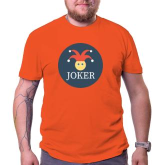 Humor Tričko Joker