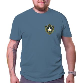 Policajti Tričko s odznakem Policie