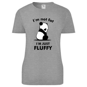 Dámské tričko I am Fluffy