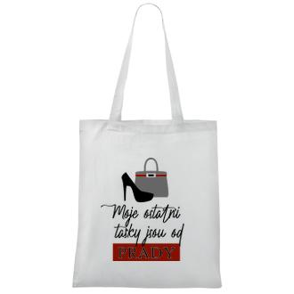 Bavlněná taška Prada