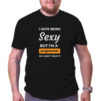 IT Tričko Sexy programátor
