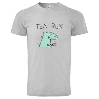 Vtipná trička Triko Tea-rex