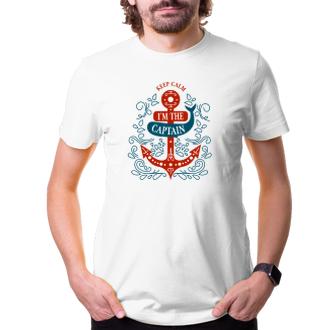 Vodáci Pánské tričko I'm the Captain