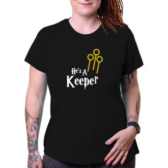 Tričko He's a Keeper