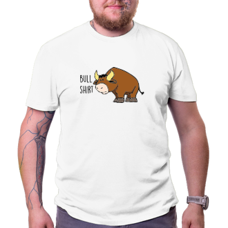 Vtipná trička Tričko Bull shirt