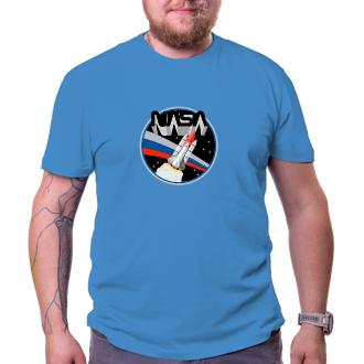 Geek Vesmírné tričko Nasa