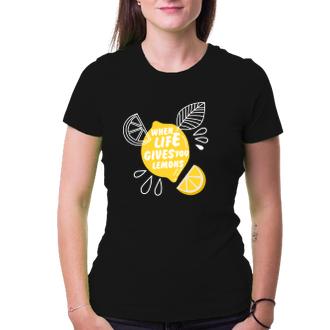 Tričko BF Lemon