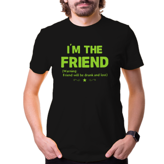 Pánské tričko Friend