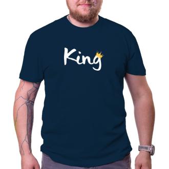 Tričko pro tátu King
