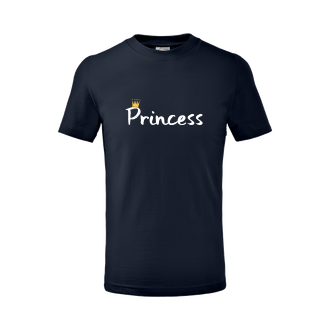 Tričko pro dceru Princess