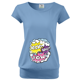 Pro těhotné Dámské tričko Kope