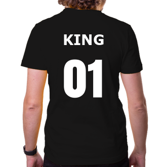 Pro páry King and Queen pro něho