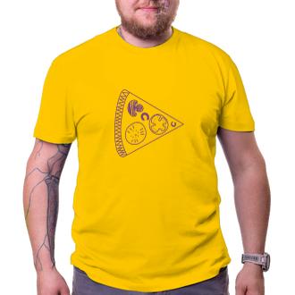 Pro páry Jeho kousek pizzy