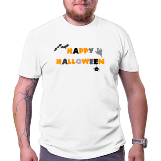 Halloween Tričko Happy Halloween
