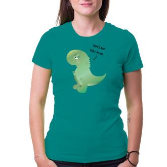 Pro páry Párové triko Paní Rexová