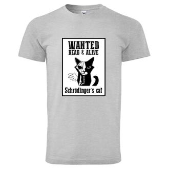 Tričko schrodinger's cat