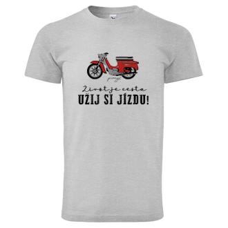 Tričko Jawa Pionýr