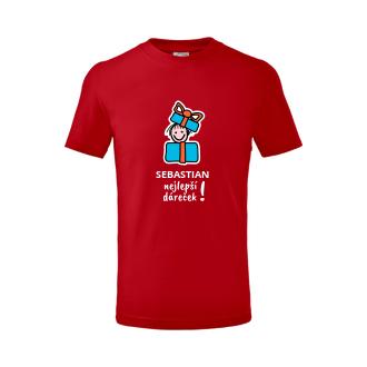 Rodinné tričko Nejlepší dáreček