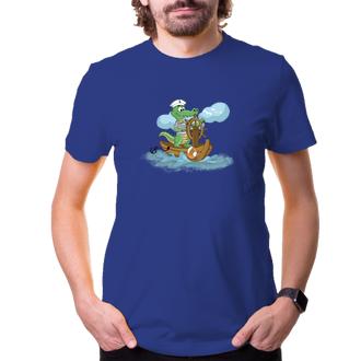Vodáci Vodácké tričko Krokodýl
