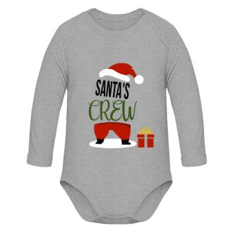 Dětské body Santa's crew