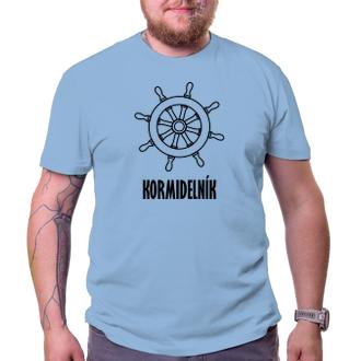 Vodáci Pánské tričko Kormidelník