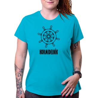 Vodáci Dámské tričko Kormidelnice