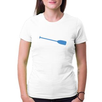 Vodáci Dámské tričko Pádlování