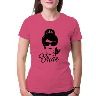 Svatební Tričko pro nevěstu Bride