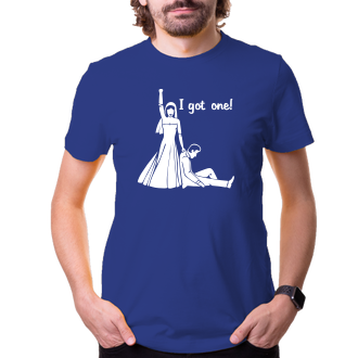 Svatební Vtipné tričko I got one
