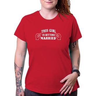 Rozlučka se svobodou This girl is getting married