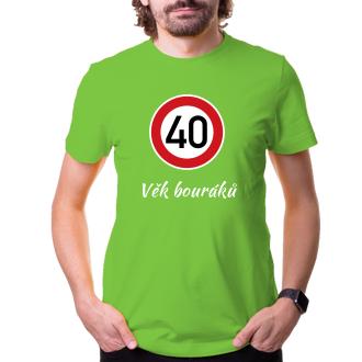 K narozeninám Kulatá 40
