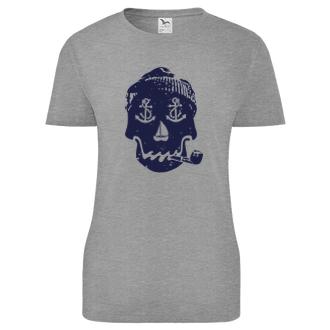 Vodáci Dámské tričko Lebka