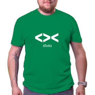 Rybáři Tričko pro rybáře Fish