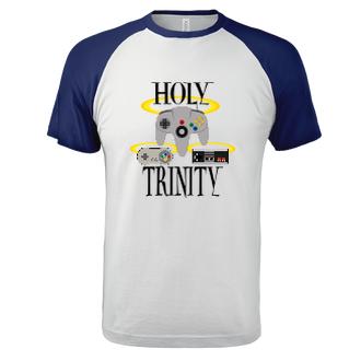Gaming Tričko Svatá trojice