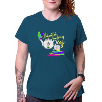 Tričko Normální houbovej čaj