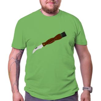 Houbaři Houbařský nožík
