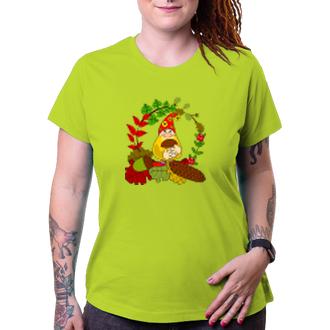 Tričko Lesní skřítek