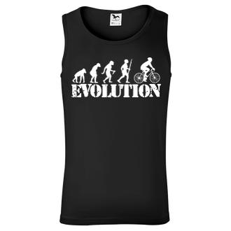 Tílko pro cyklisty Evoluce cyklisty